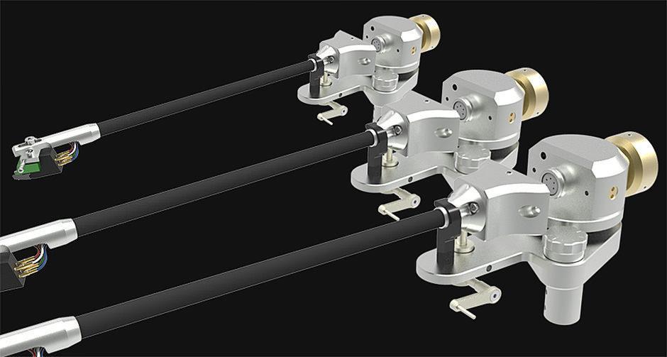 Acoustic Signature выпустила тонарм со сменными трубками TA3000