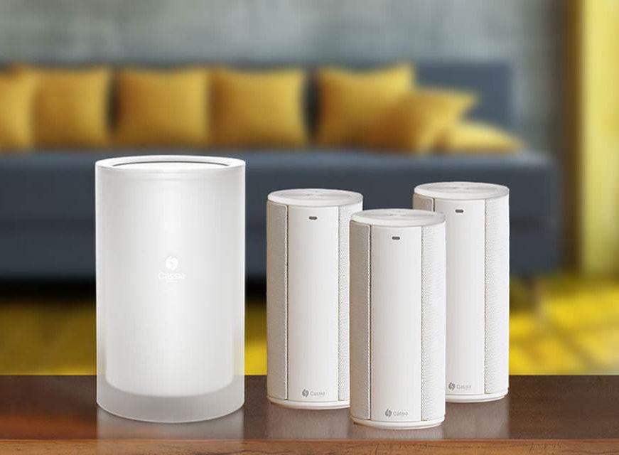 Cassia Hub добавит Bluetooth-колонкам мультирумные возможности