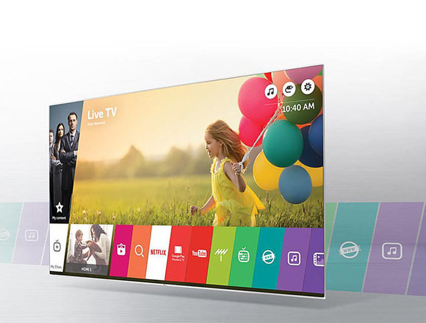 В магазине webOS появились платные приложения для Smart TV LG