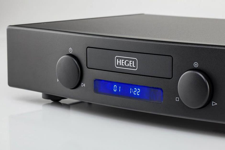 CD-проигрыватель Hegel Mohican: только CD и ничего больше