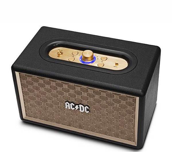 iDance выпустила Bluetooth-колонку с символикой AC/DC