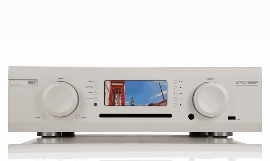 Musical Fidelity выпустила многофункциональный проигрыватель M6 Encore Connect