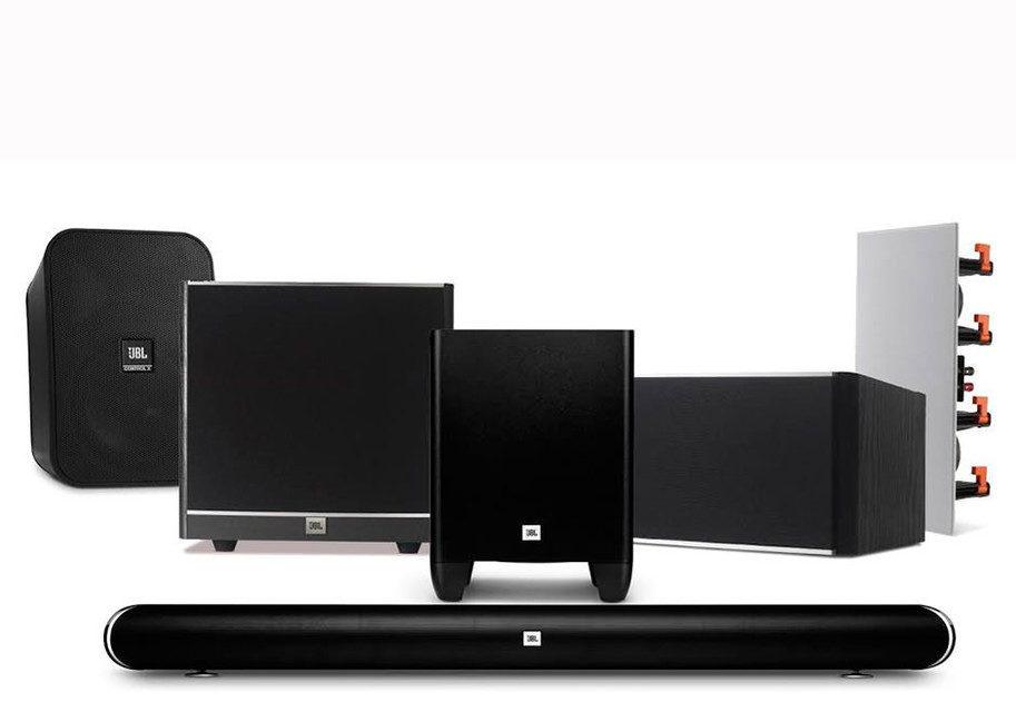 JBL совместно с Leviton выпустила серию акустических систем для инсталляций