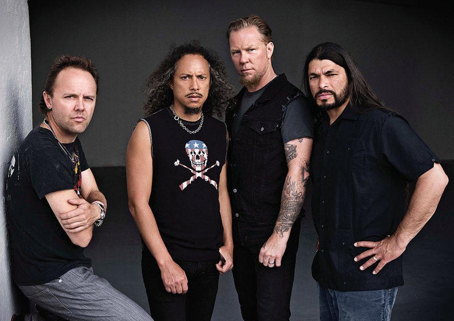 Metallica за сутки выложила 10 новых клипов на песни из нового альбома «Hardwired… To Self-Destruct»