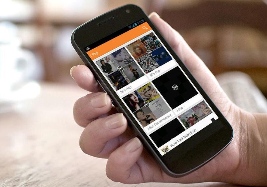 Обновленный Google Play Music предложит пользователю музыку под настроение и местоположение