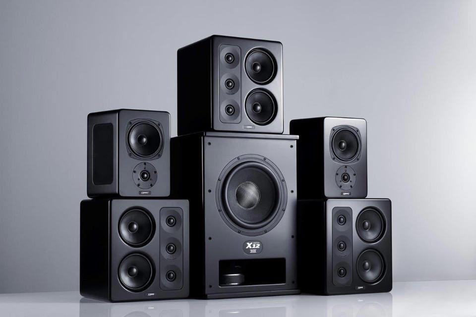 Alef Hi-Fi стала эксклюзивным дистрибьютором M&K Sound
