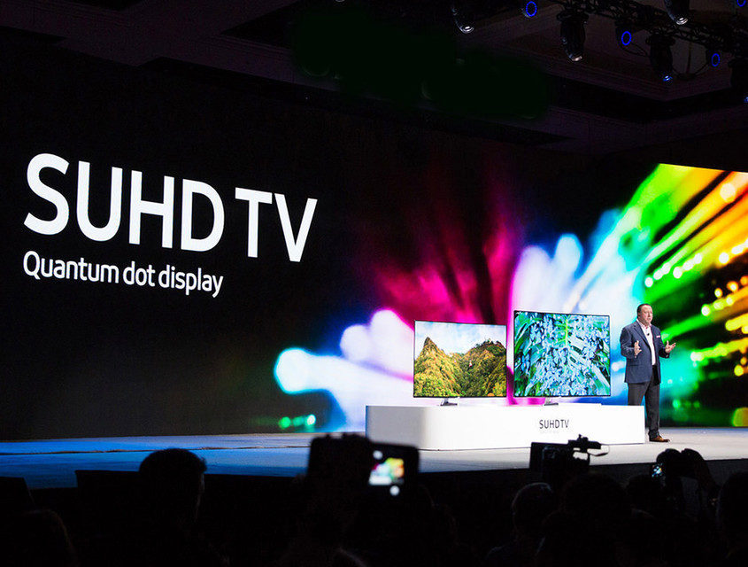 Samsung планирует купить QD Vision