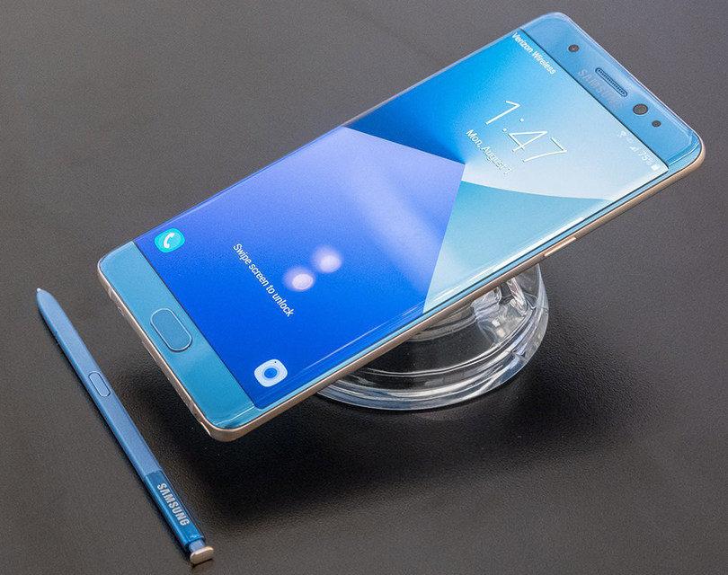 Аудиокомпоненты Harman могут появиться в смартфонах Samsung в 2018 году
