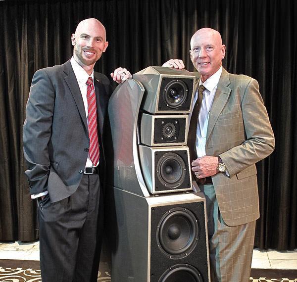 Wilson Audio возглавит сын основателя компании Дэрил Уилсон