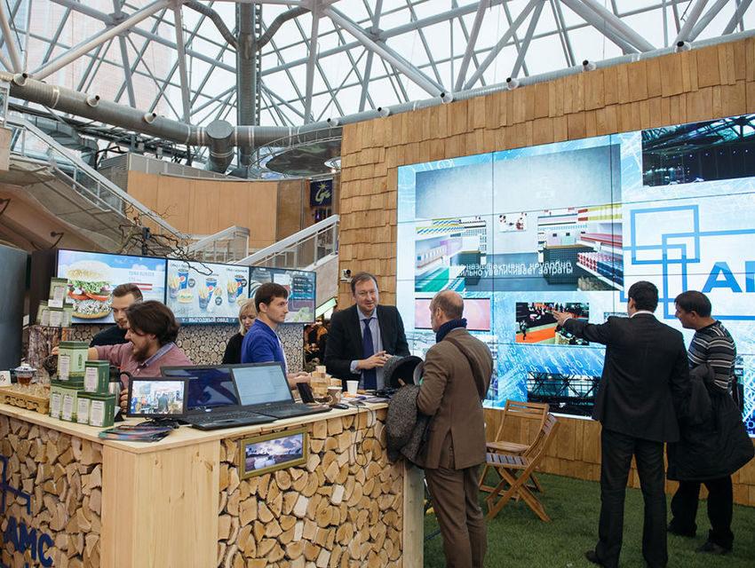 Итоги выставки Integrated Systems Russia 2016: интернет вещей, умные дома и умные города