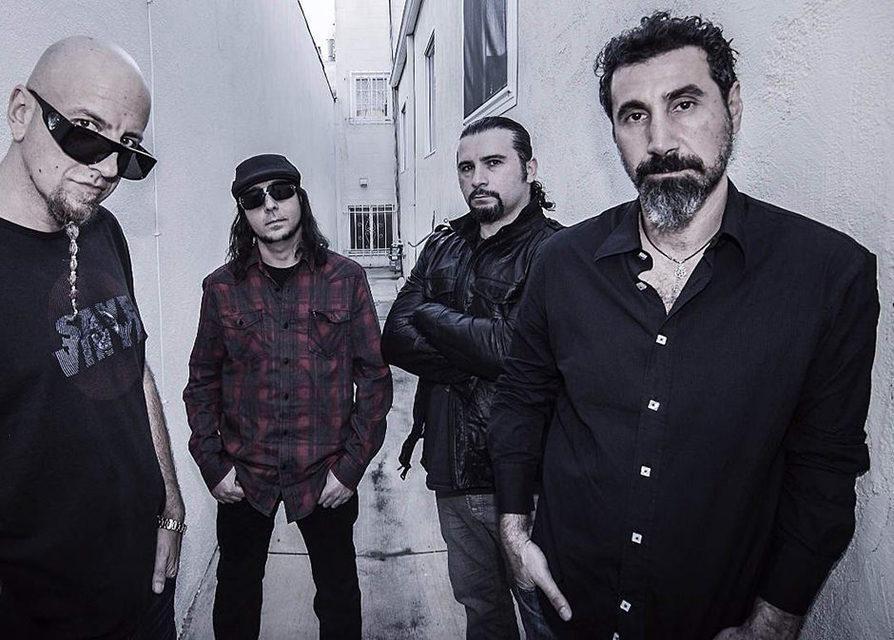 System of A Down подтвердили скорый выход нового альбома