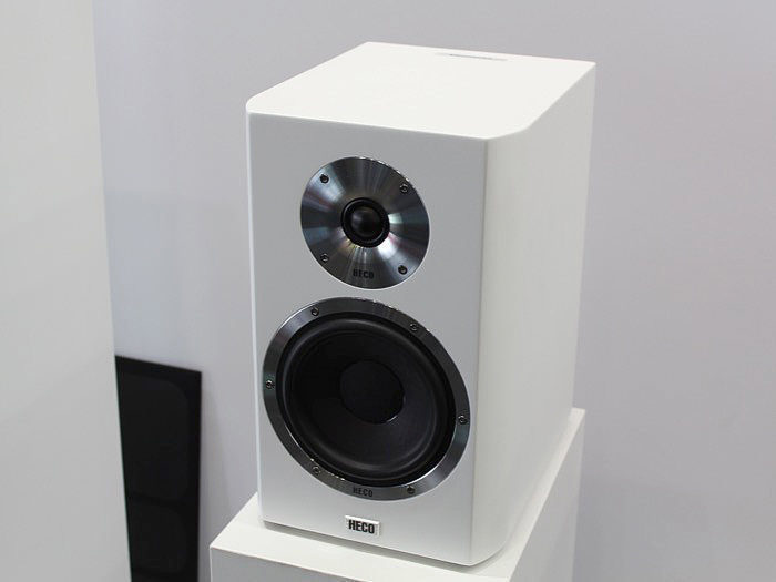 Heco представила акустику серии Elementa