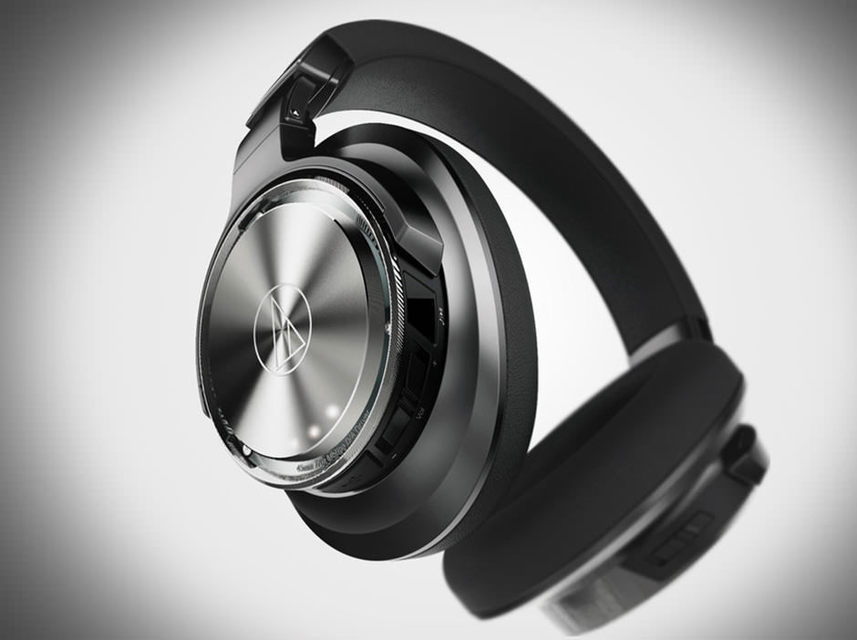 Audio-Technica представила Bluetooth-наушники на основе технологии Pure Digital Drive