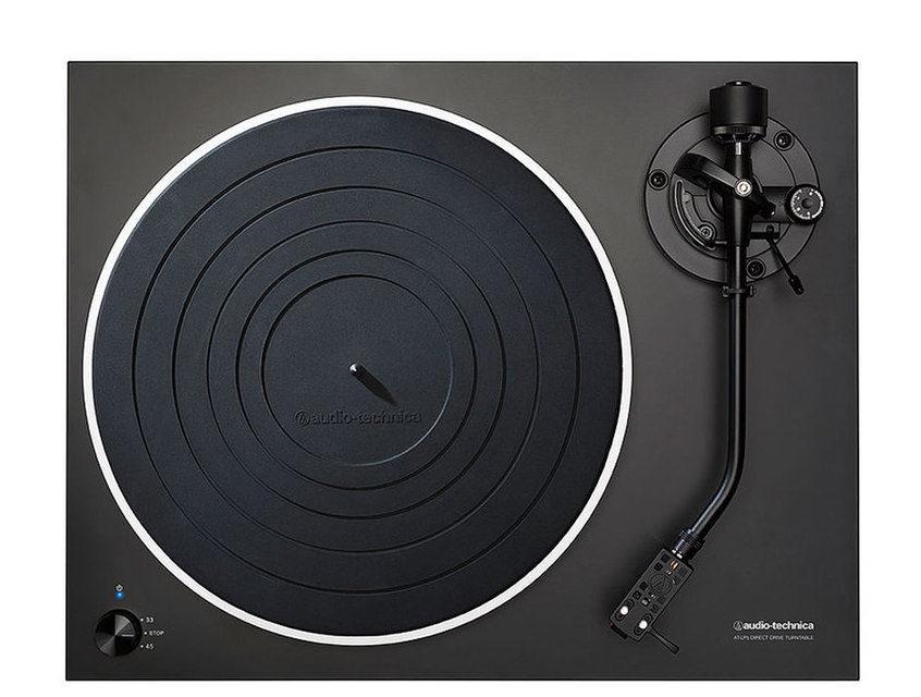 Audio-Technica анонсировала вертушку с прямым приводом AT-LP5