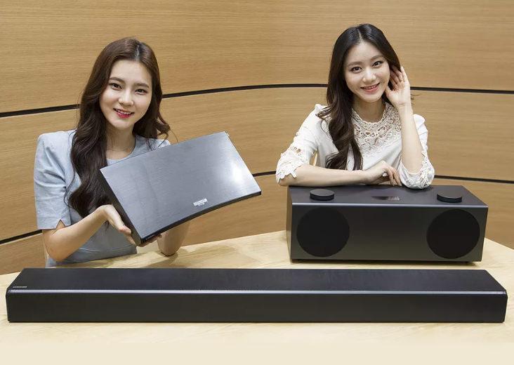 Samsung представит «будущее аудио» на CES 2017