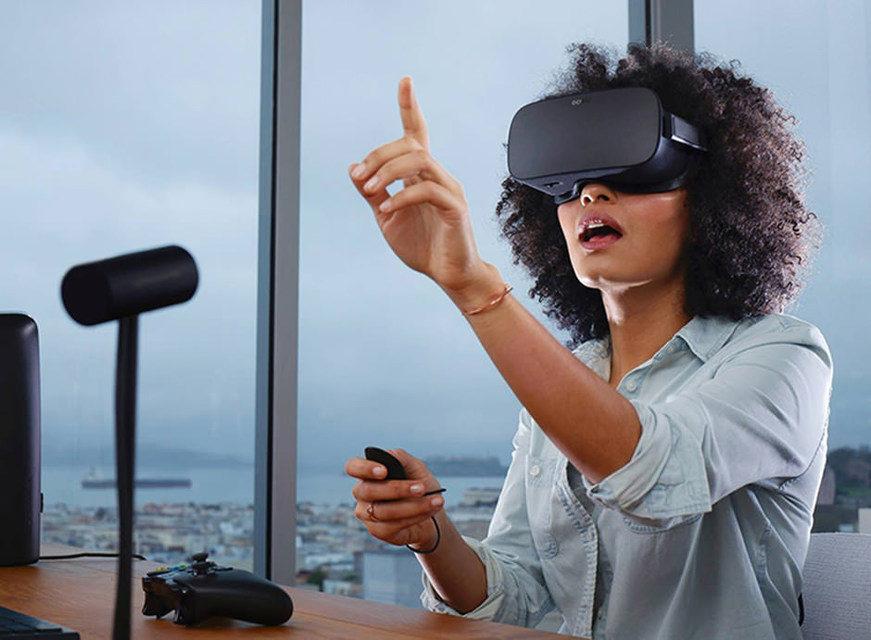 Oculus приобрела разработчика ПО для отслеживания положения глаз