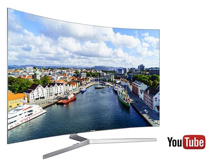 Samsung добавила в HDR-телевизоры 2016 года поддержку Youtube HDR