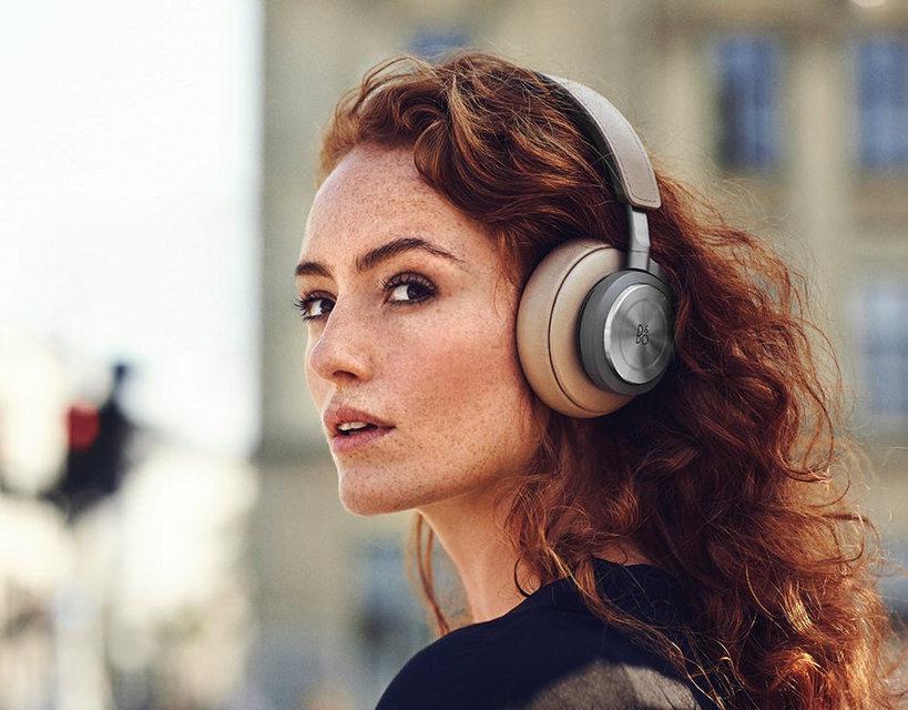 Bang&Olufsen выпустила мониторные беспроводные наушники H9 с активным шумоподавлением