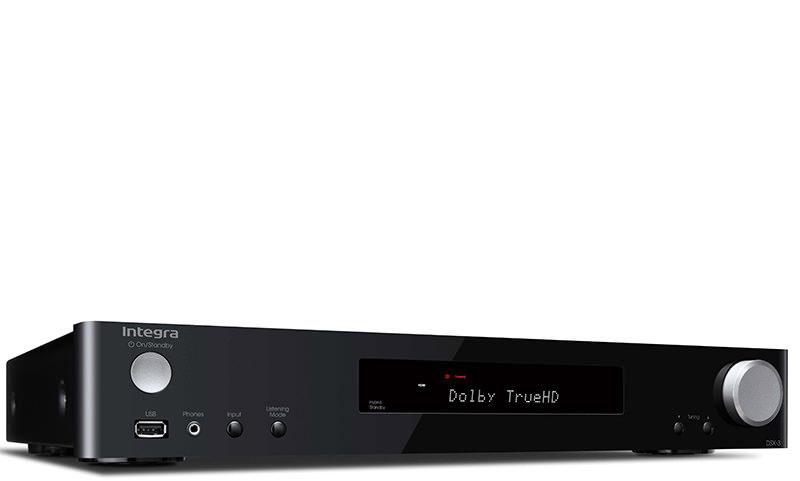 Integra представила компактный AV-ресивер DSX-3 с поддержкой DTS:X, Dolby Atmos и 4K