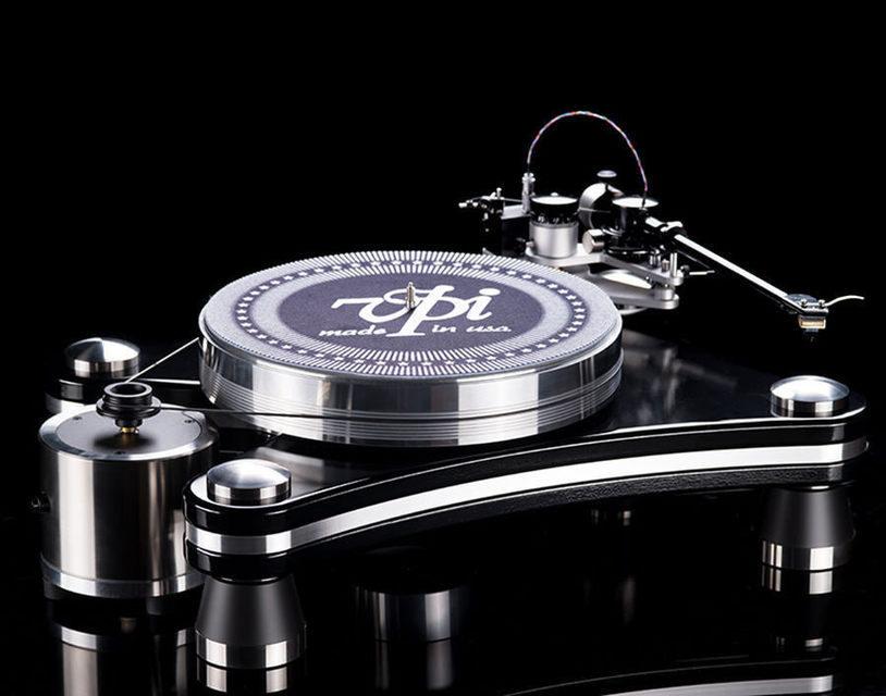 VPI выпустила SIgnature-версию вертушки Prime