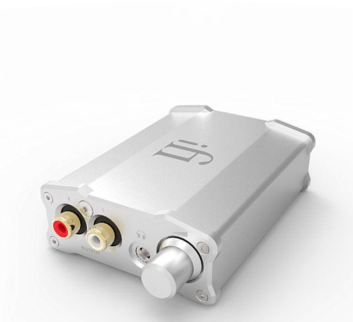 ifi выпустила облегченную версию усилителя для наушников Nano iDSD