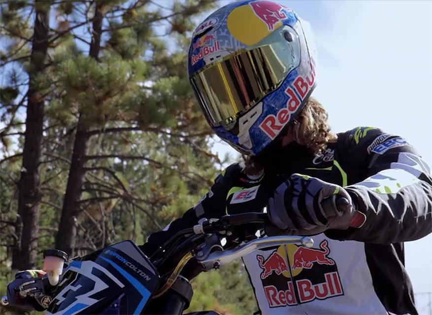 Red Bull совместно с DTS создала экшн-шоу на основе технологии Headphone:X