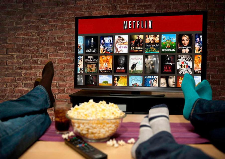 Netflix добавил возможность скачивать сериалы для дальнейшего просмотра