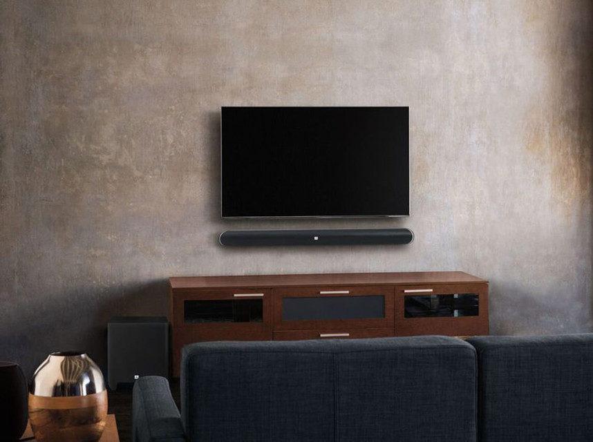 JBL выпустила звуковую панель с беспроводным сабвуфером Cinema SB450