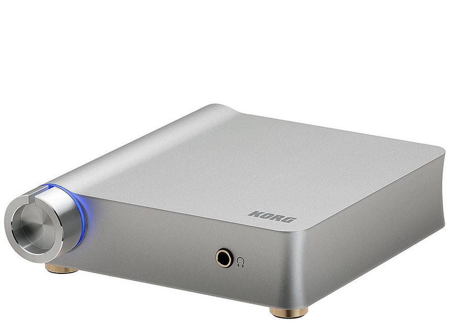 Korg выпустила DSD-оцифровщик для аудиофилов