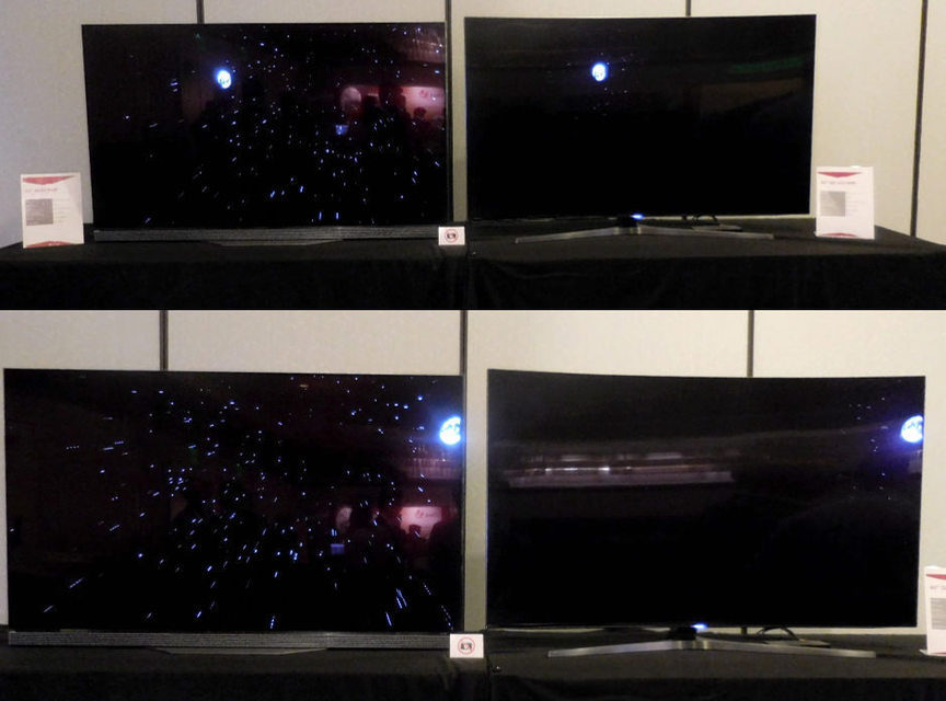 LG Display разработала новые энергоэффективные OLED-панели с повышенным цветовым охватом