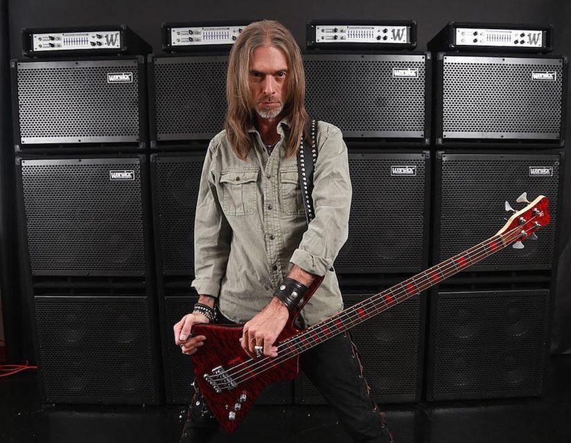 Экс-басист Pantera выпустит сольный альбом вследующем году