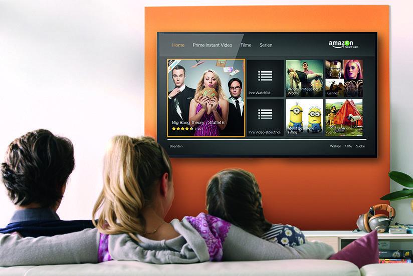 Стриминговый видеосервис Amazon Prime Video начал работать в России