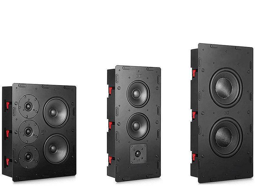 Компания M&K Sound обновила модельный ряд встраиваемой акустики