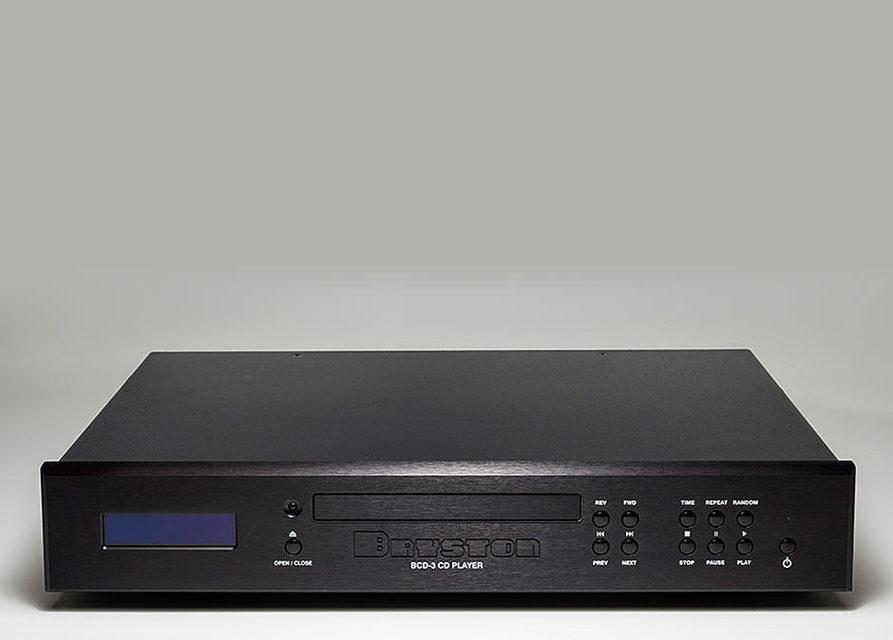 Bryston выпустила CD-плеер BCD-3