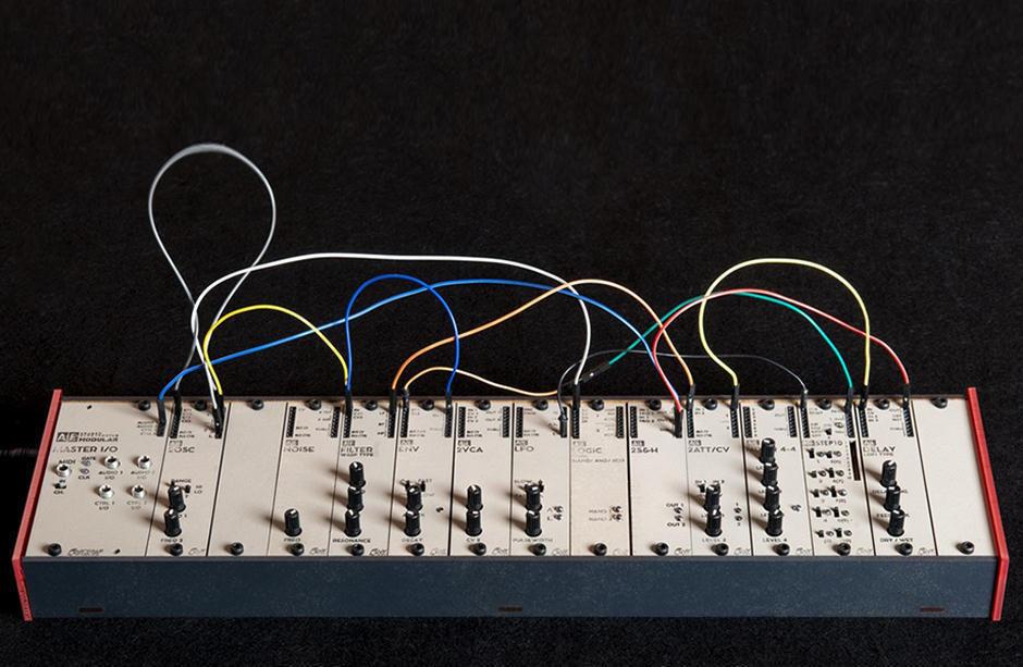 AE Modular: доступный модульный аналоговый синтезатор