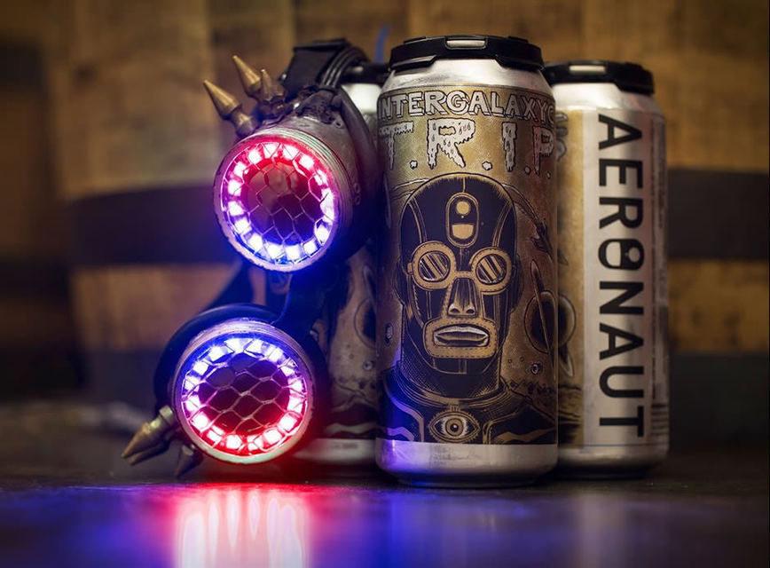 Рок-группаThe Lights Out выпустила альбом «T.R.I.P.» набанке крафтового пива