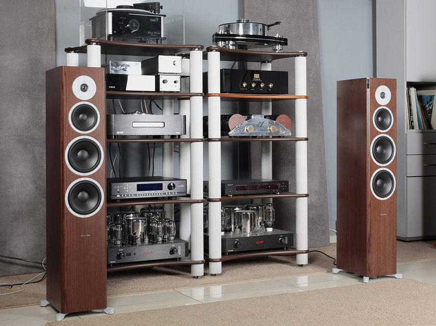 Напольная активная акустика Dynaudio Focus 600 XD: 600 Вт без проводов