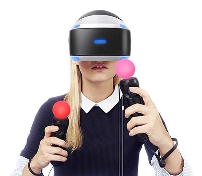 Sony объявила дату продаж гарнитуры виртуальной реальности PlayStation VR