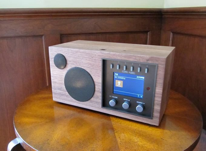 Новый бренд Como Audio выпустил два сетевых проигрывателя Solo и Duetto