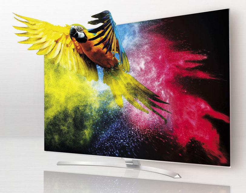 LG представила в России новую линейку Super UHD и UHD-телевизоров