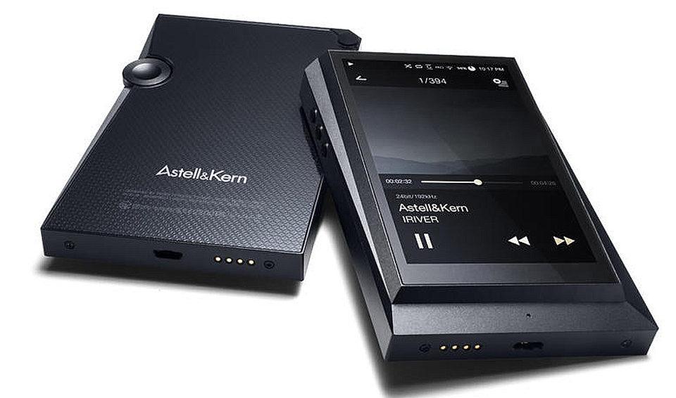 Astell&Kern начала продавать в России самый недорогой в своей линейке аудиофильский портативный плеер AK300