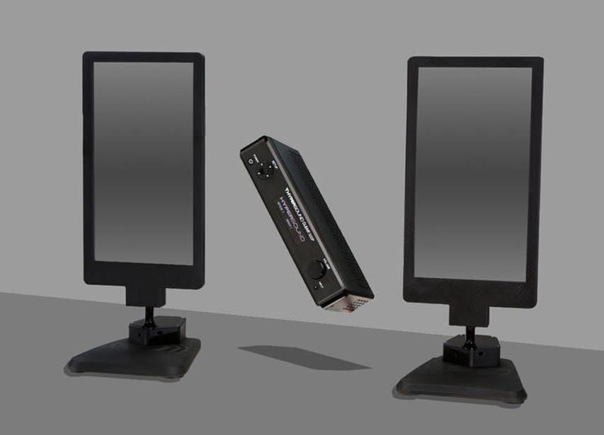 Turtle Beach анонсировала выход стеклянных узконаправленных динамиков HyperSound Glass