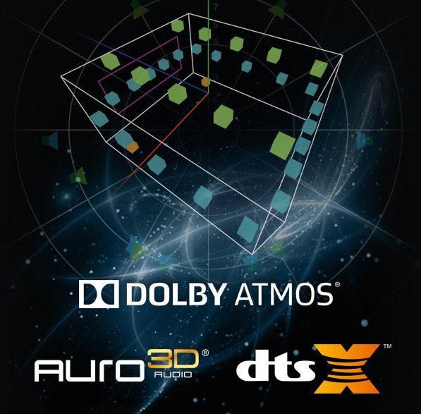 Процессор Trinnov Altitude 32 получил поддержку Dolby Atmos, DTS:X и Auro 3D