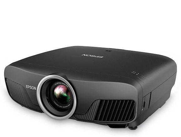 Epson представила проекторы с поддержкой 4К и HDR