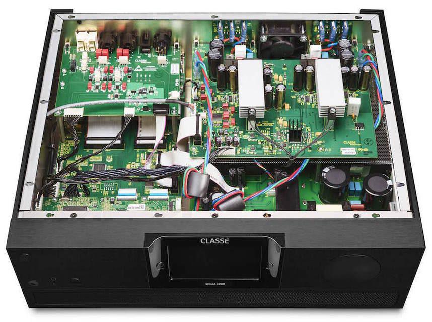 Classe начала продажи интегрированного усилителя Sigma 2200i с полностью цифровым трактом