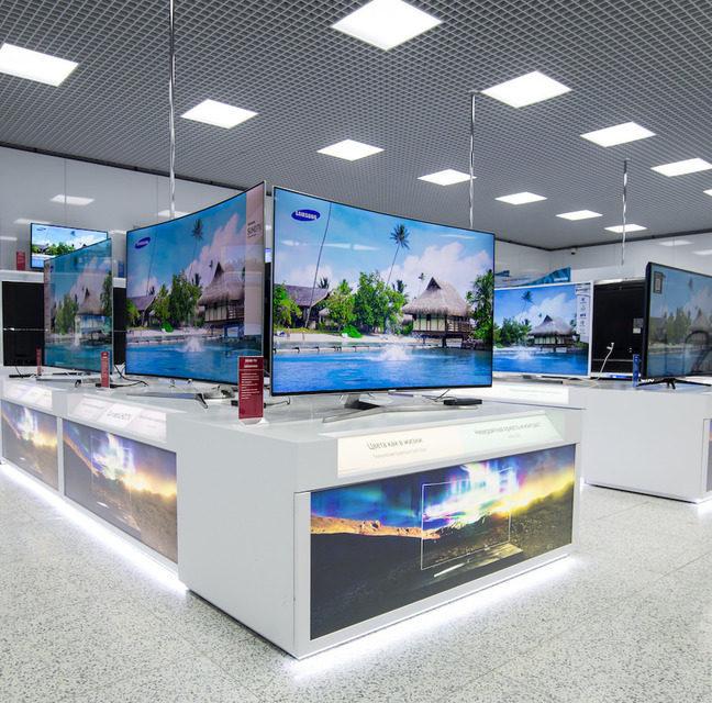SUHD-телевизоры Samsung серий KS7000, KS7500, KS8000 и KS9000 поступили в российские магазины