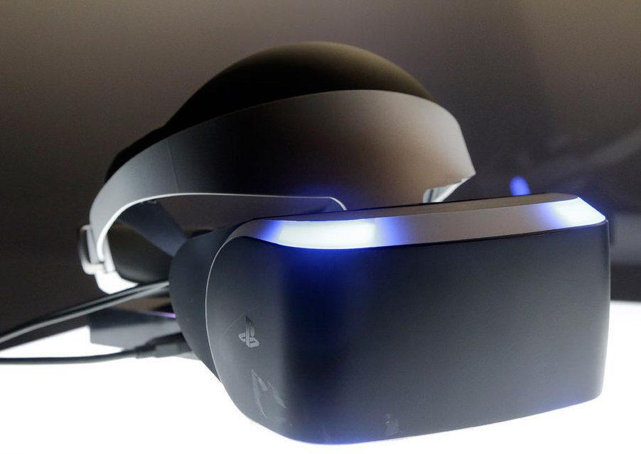 VR-гарнитура Sony PlayStation VR предложит три режима эмуляции экрана кинотеатра