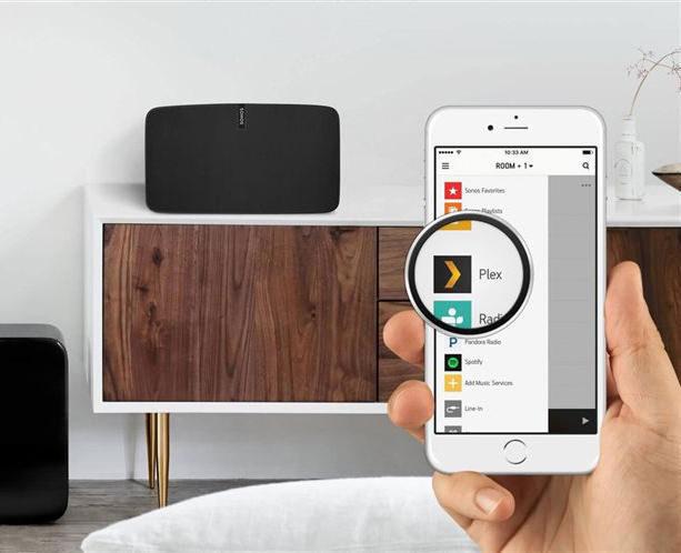 Обновленный Plex: новый дизайн и поддержка Sonos