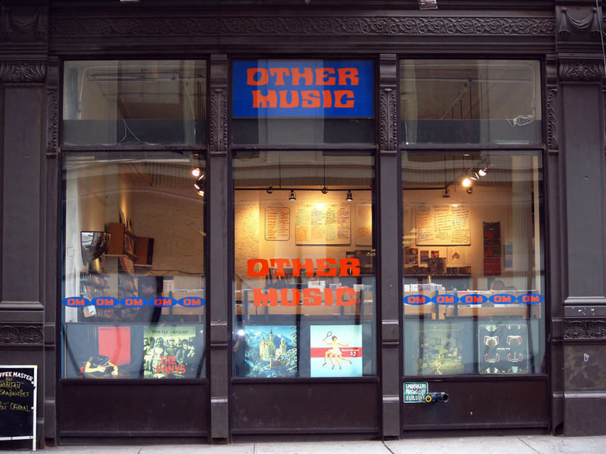 Нью-йоркский музыкальный магазин Other Music закрылся, оставив на прощание виртуальный видеотур