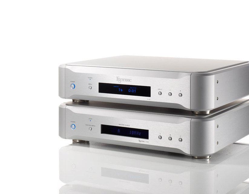 Esoteric выпустила референсный сетевой аудиоплеер N-05